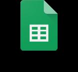 google sheets spreadsheets